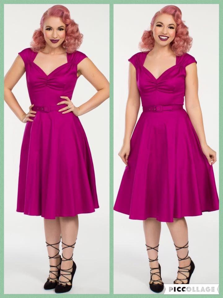 Pinup Couture Heidi Baton Rouge | Clothing Wish List | Pinterest