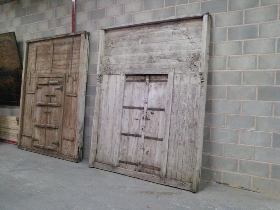 old barn doors for sale. Old Barn Frames For Sale | FOR SALE : ANTIQUE RAJASTHAN SOLID TEAK OLD DOORS Doors S