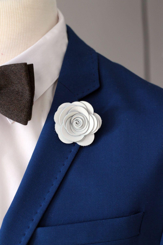 lapel pin flower lapel flower Lapel pin man man lapel pin white rose lapel pin white flower pin brooch flower lapel pin lapel pin