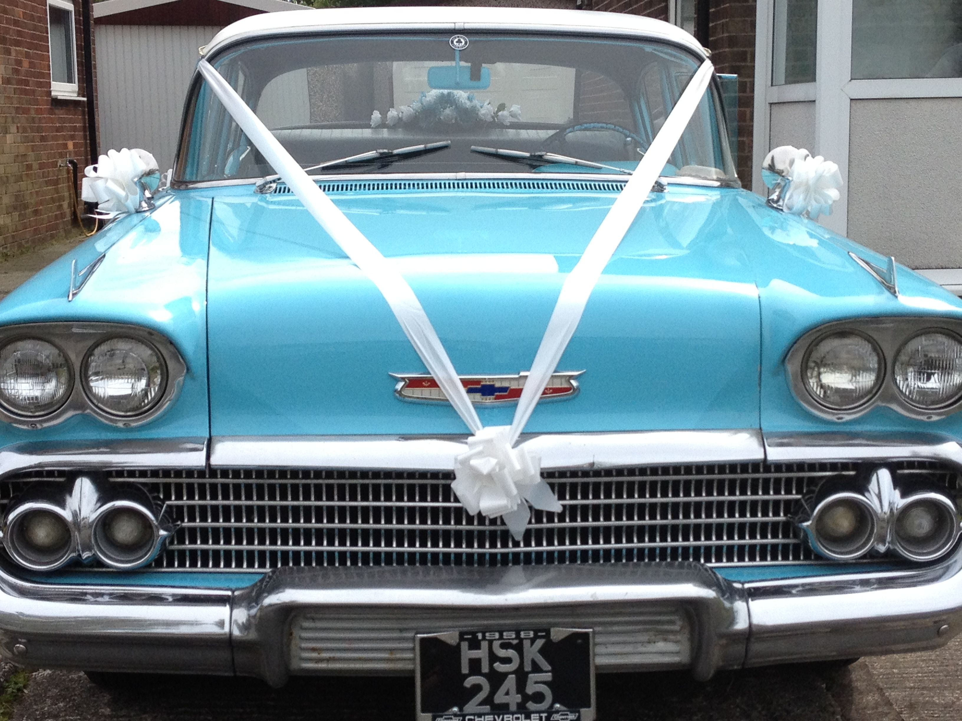 My 1958 Chevy Delray 235cu small block straight 6 My first ...