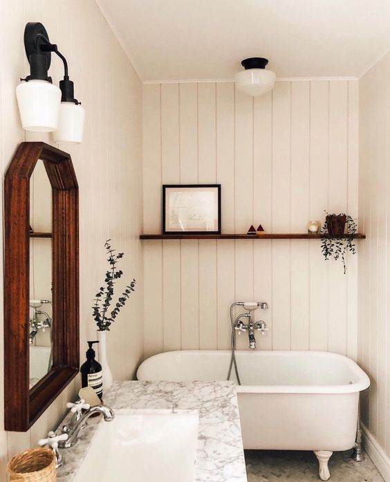 How to Achieve a One of a Kind Bathroom from Lowes