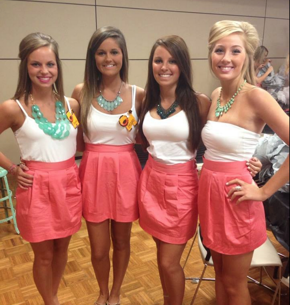 sorority college girls teen