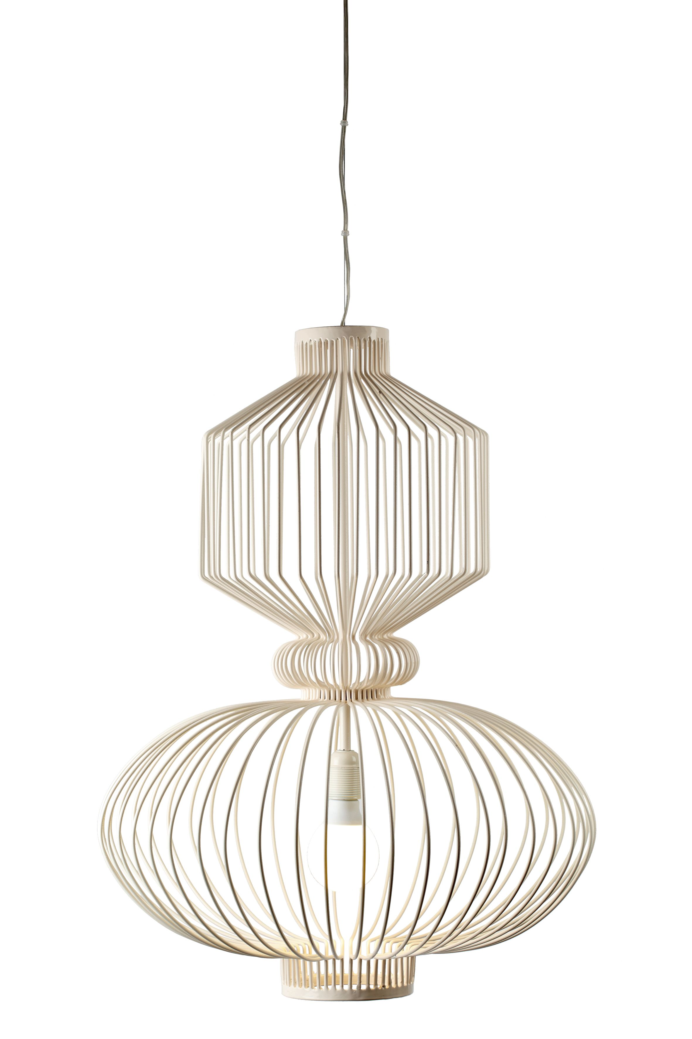 Suspension lamp Revolution, by Claudia Melo for Mambo's ETTERO Collection