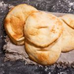 Griechisches Pitabrot aus dem Thermomix® • will-mixen.de #pizzateigmittrockenhefe