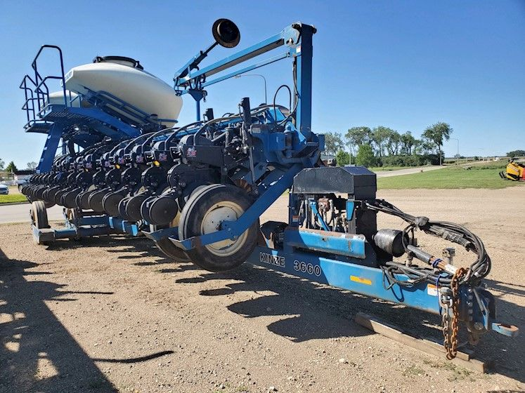 2008 Kinze 3660 For Sale 58 000 Machinery Marketplace 6230be17 In 2020 Seed Drill The Row Equipment For Sale
