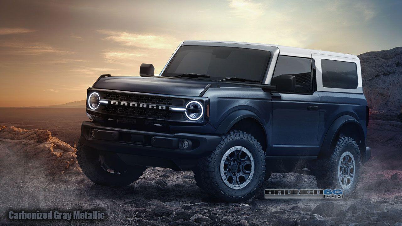 Bronco6g Production 2021 Bronco In 2 Door 4 Door Colors White Tops Preview Renderings 2021 Ford Bronco Forum 6th Gene In 2020 Ford Bronco Ford Bronco 2 Bronco