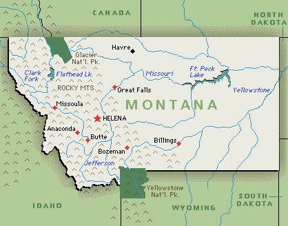 Aint No Valley Low Enough Aint No Finals Hard Enough To Keep - Montana map usa