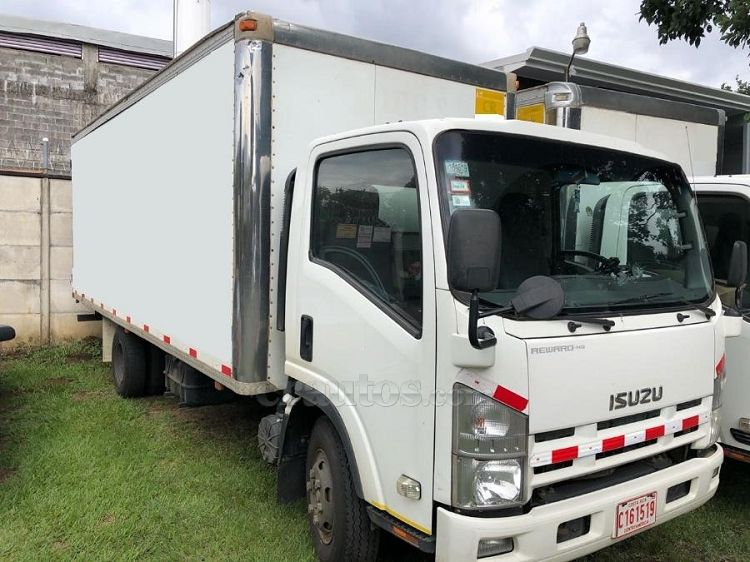 Crautos Com Autos Usados Costa Rica Isuzu Nqr 2014 Trucks Vehicles