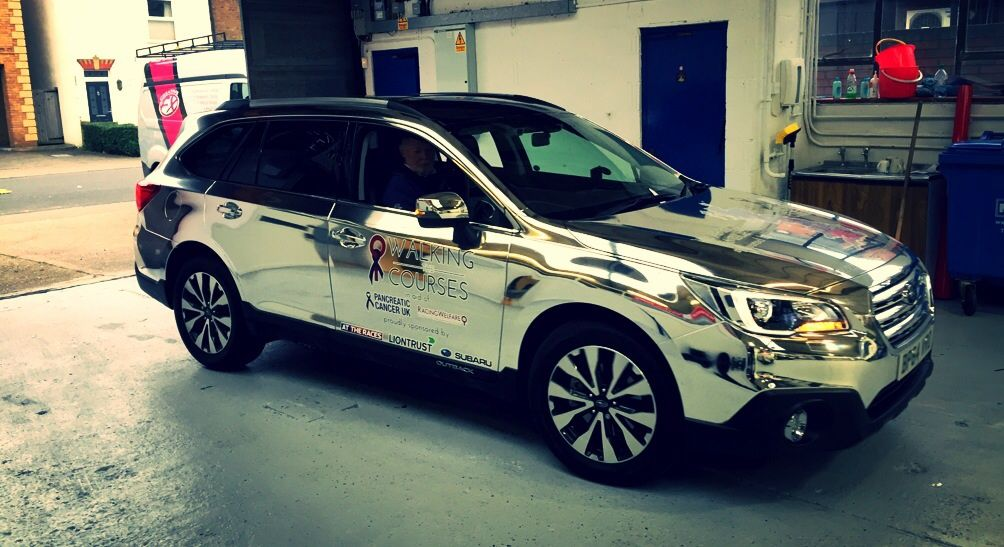 A great #wrap for a #great cause... #charity