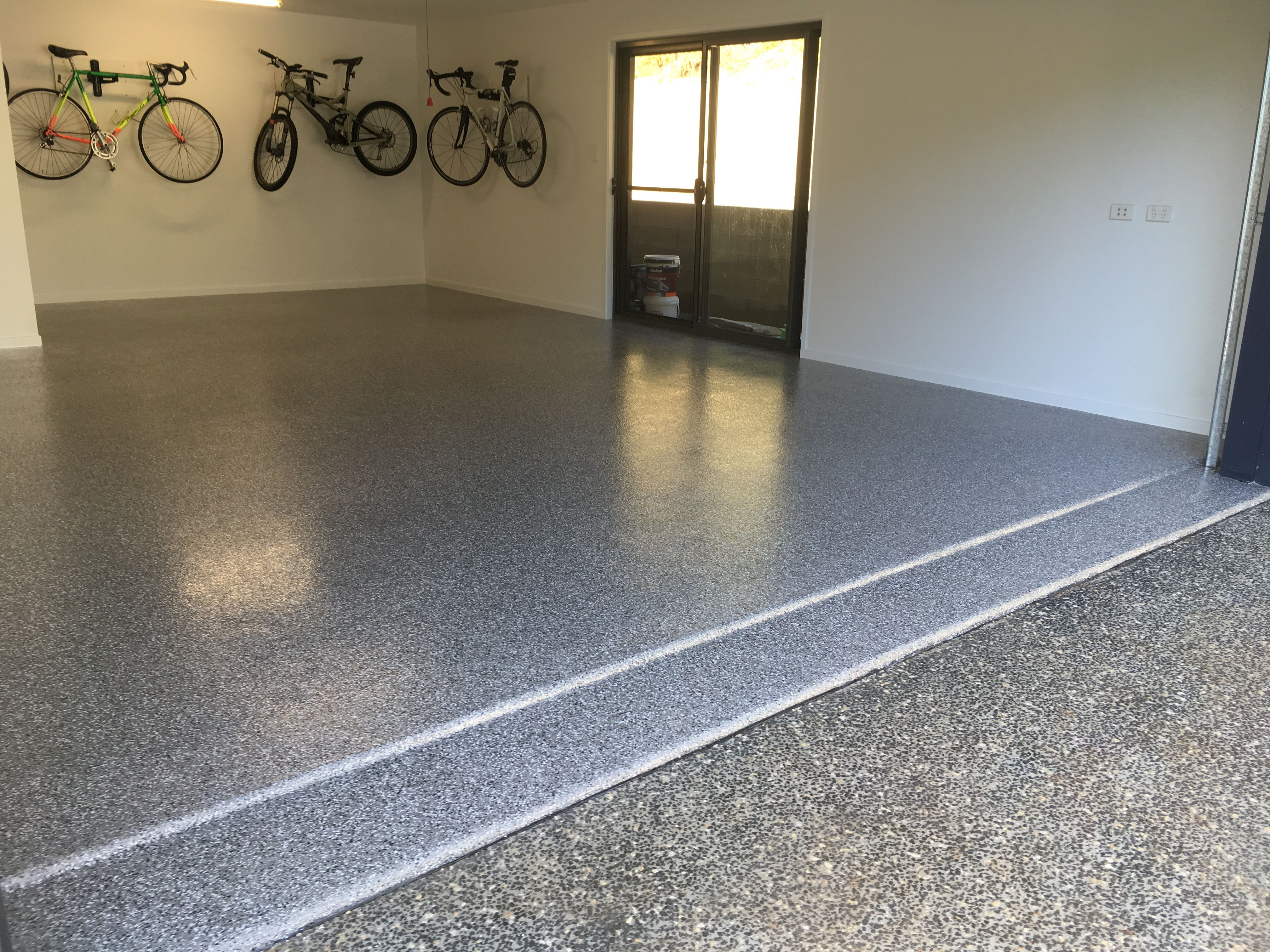 Sunshine Coast Epoxy Flooring By The Garage Floor Co Concrete Repairs Existing Paint Removal And A Large Selection Of Garage Floor Epoxy Epoxy Floor Flooring