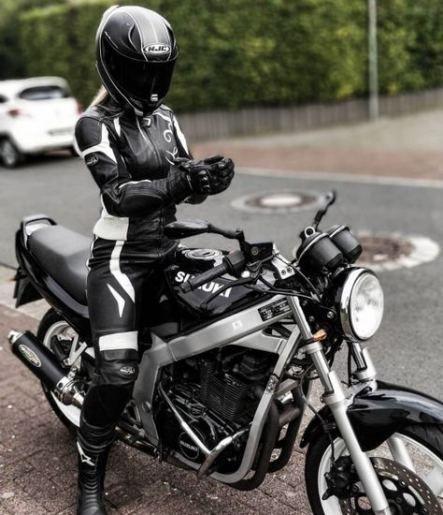 Motorcycle Gear For Women Helmets Biker Girl 52 Ideas