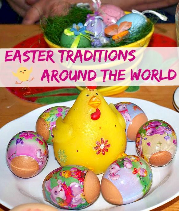1000+ images about Easter traditions around the world on Pinterest ...