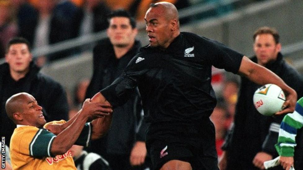 Jonah Lomu New Zealand rugby union great dies aged 40