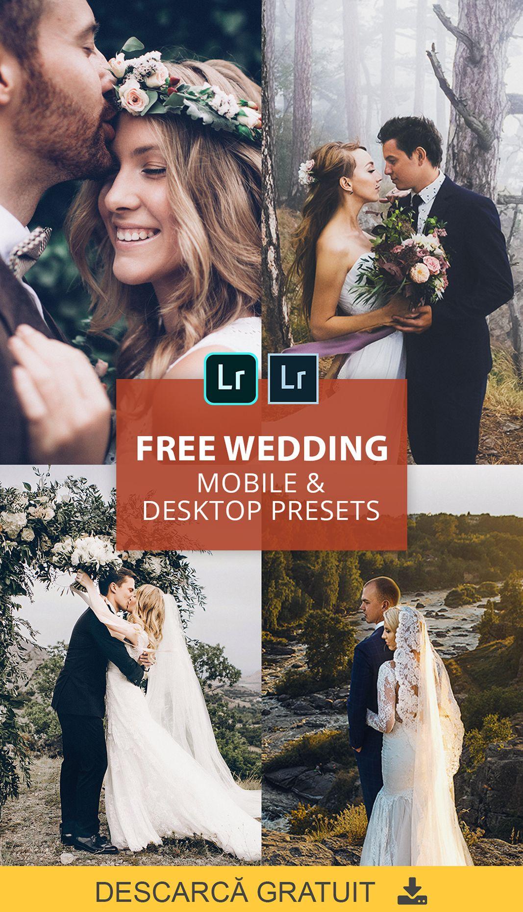 Free wedding presets