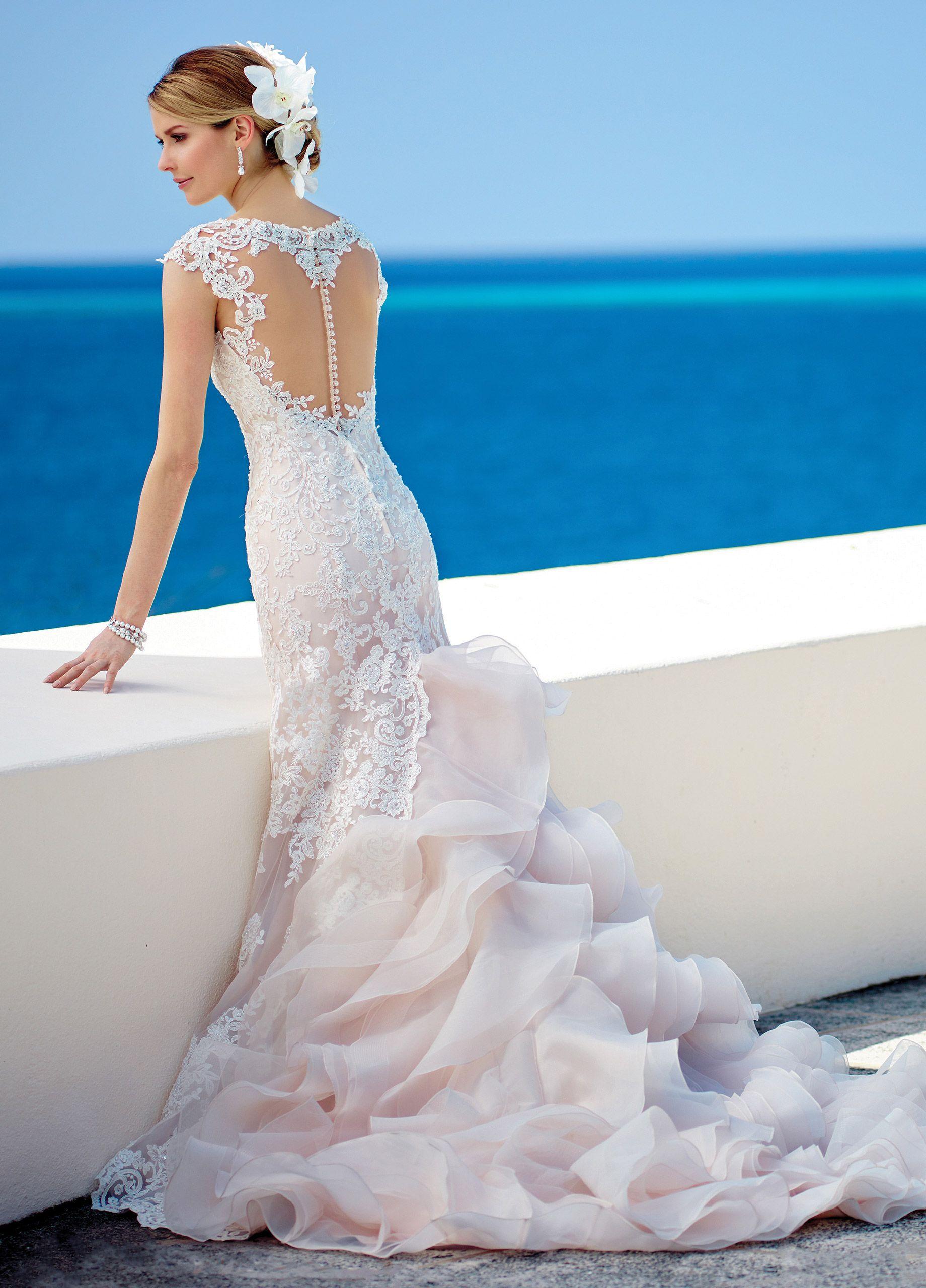 Unique Wedding Dresses Fall 2018 - Martin Thornburg | Gowns, Wedding ...