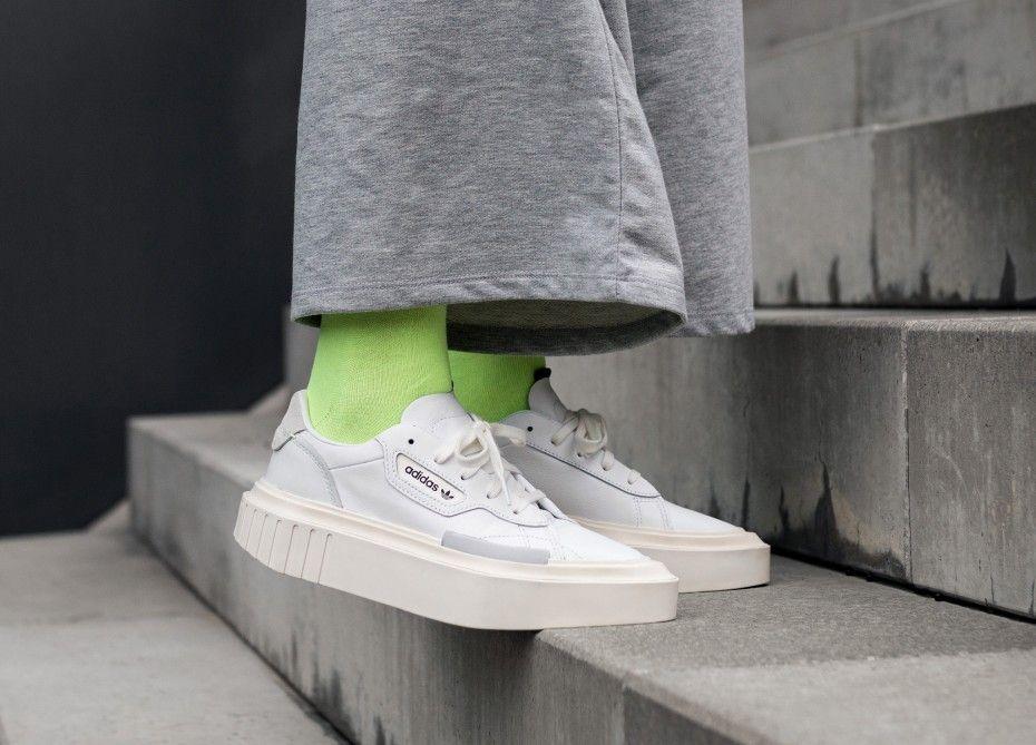 adidas Hypersleek W in 2020 | Adidas, Shoes, Sneakers fashion