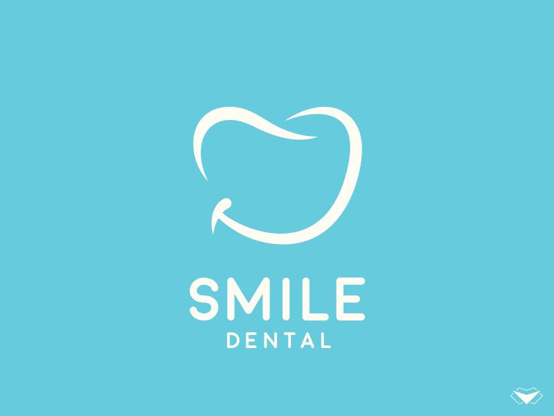 Smile Dental Logo Smile Dental Dental Logo Dental Logo Design