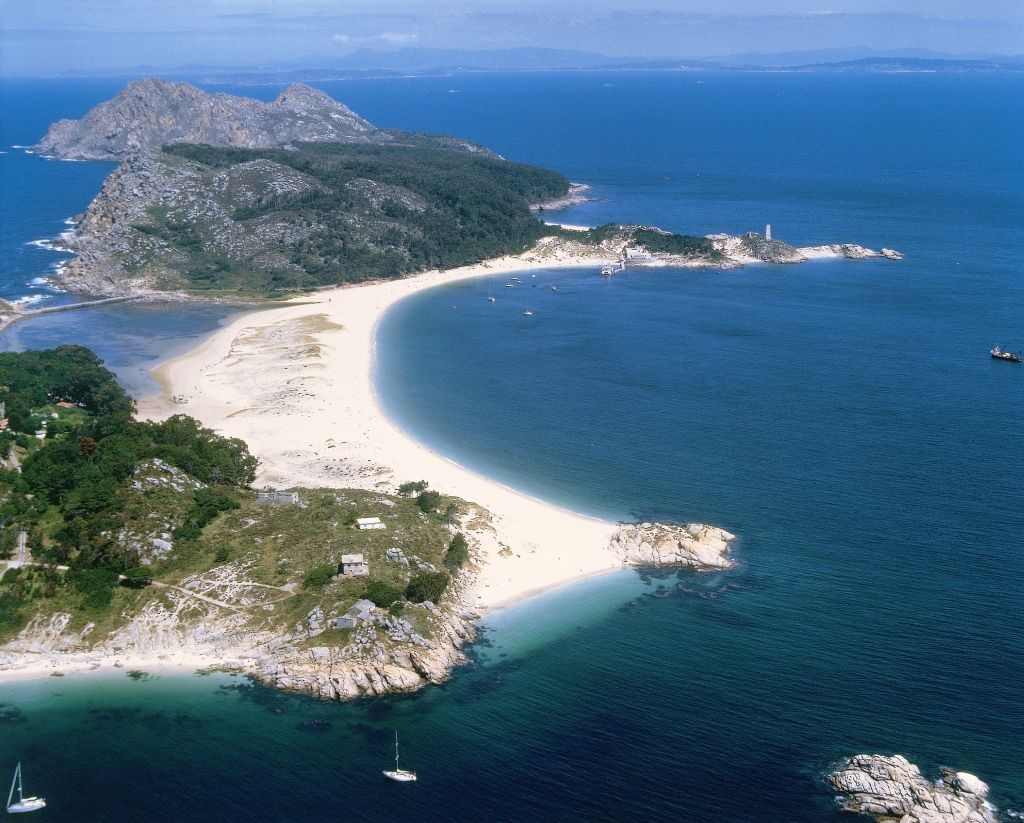 playas impresionantes espana