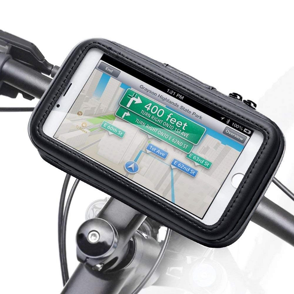 Untoom Bicycle Motorcycle Phone Holder Waterproof Bike Phone Case