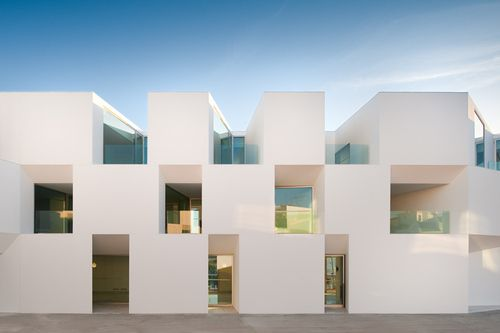 Mies - Alcácer do Sal, Portugal  House for Elderly People  AIRES MATEUS ASSOCIADOS