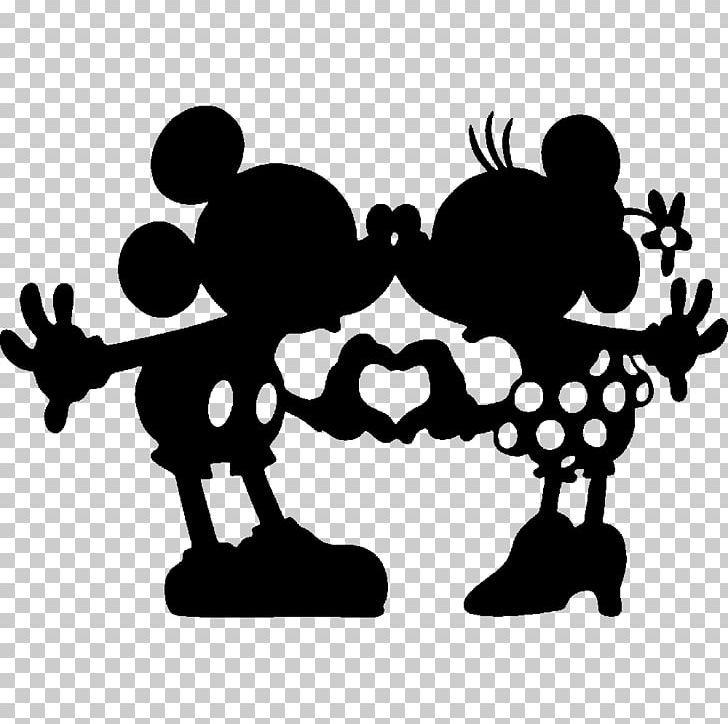 Minnie Mouse Mickey Mouse Silhouette Drawing The Walt Disney Company Png Clipart Art Black In 2020 Mickey Mouse Silhouette Minnie Mouse Silhouette Mickey Silhouette