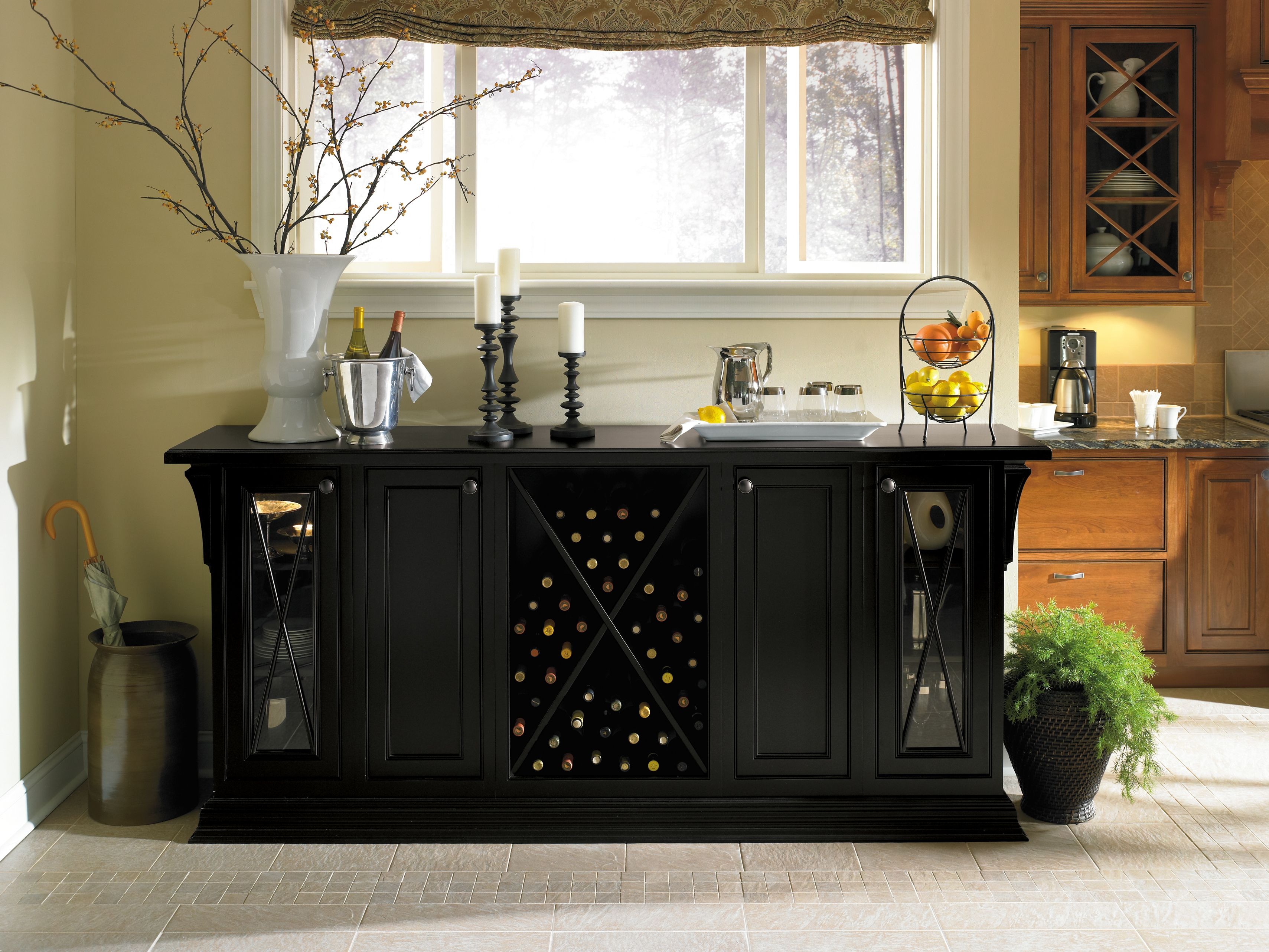 Dynasty By Omega Furniture Piece Omega Cabinetry Dining Room Cabinet Home Bar Cabinet