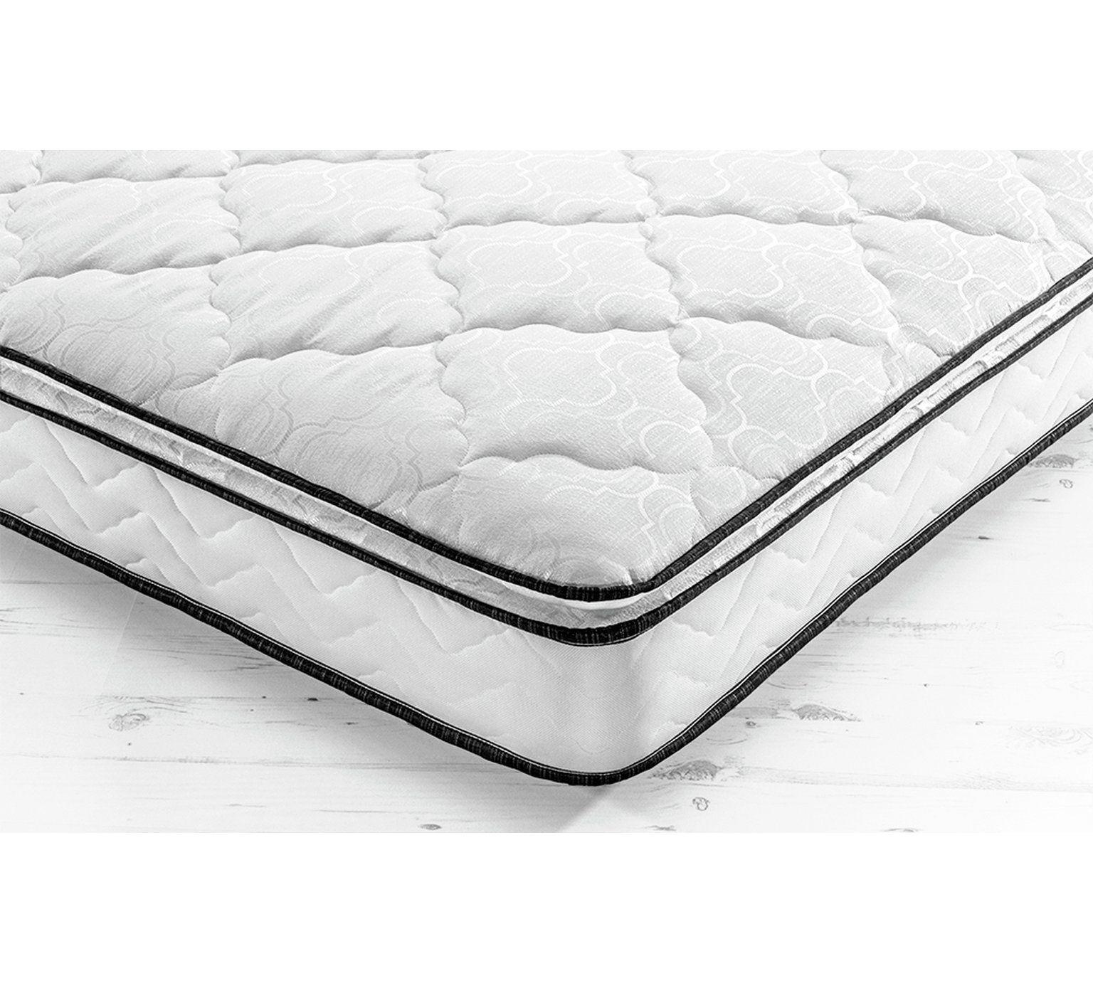 Buy Airsprung Keswick 800 Luxury Pillowtop Small Double Mattress At Argos Co Uk Visit Argos Co Uk To Double Mattress Small Double Mattress Mattress