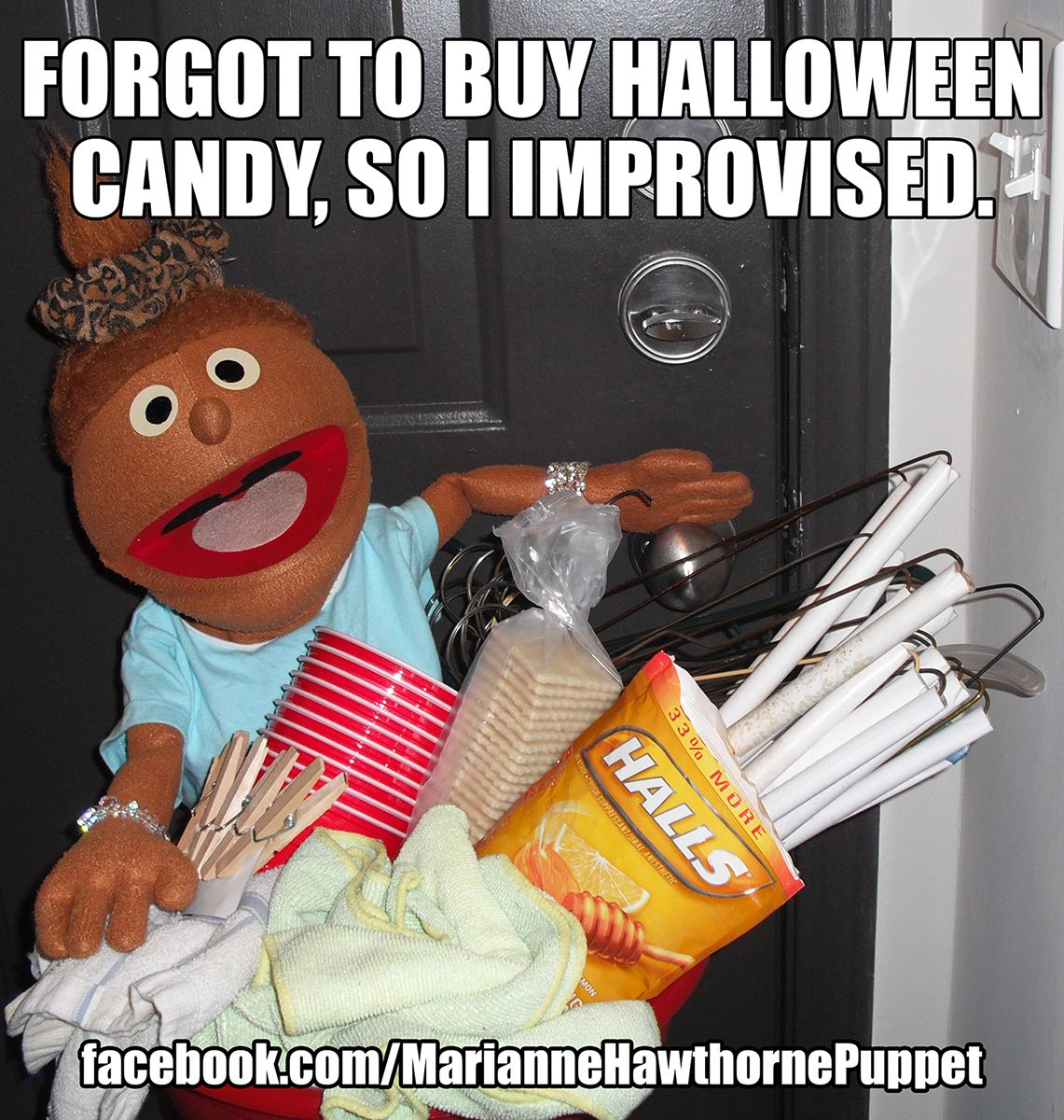 Halloween Meme Candy Trick or Treat Funny Comedy | My Life Mantras ...