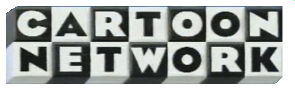 Cartoon network logo 1994 checkboard era by