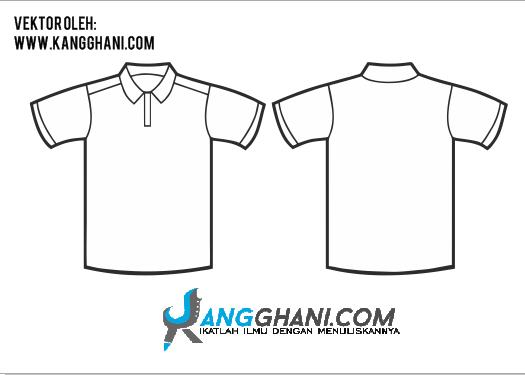 540+ Gambar Desain Kaos Polo Vector Gratis Terbaik Download Gratis