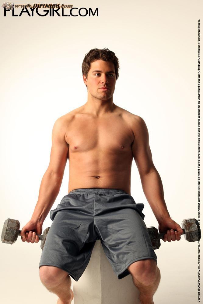 Xtreme workout naked