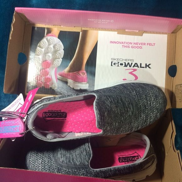 SKECHERS GOwalk Walking Shoes found these at Famous