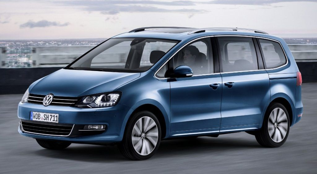 2020 Volkswagen Sharan Specifications, Review, Interior And Price ...