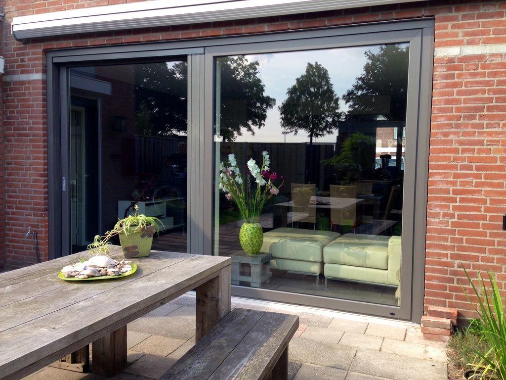 Breedte Openslaande Deuren : Openslaande tuindeuren en buitendeuren belisol