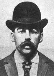 The Crime Blog, All About Crime. Here is H.H. Holmes who was Americas First Serial Killer. Did you know about him.