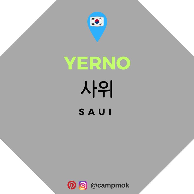 Pin De Kelly Magallan En Idioma Frases Coreanas Palabras Coreanas Aprender Coreano
