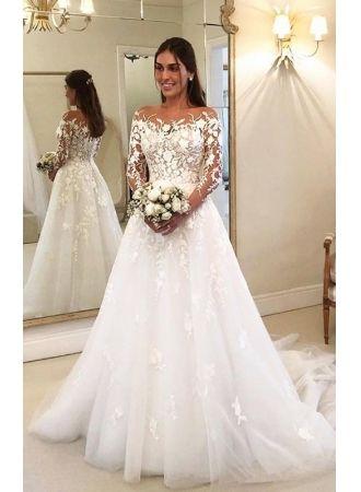 Photo of Hochzeitskleider mit Spitze