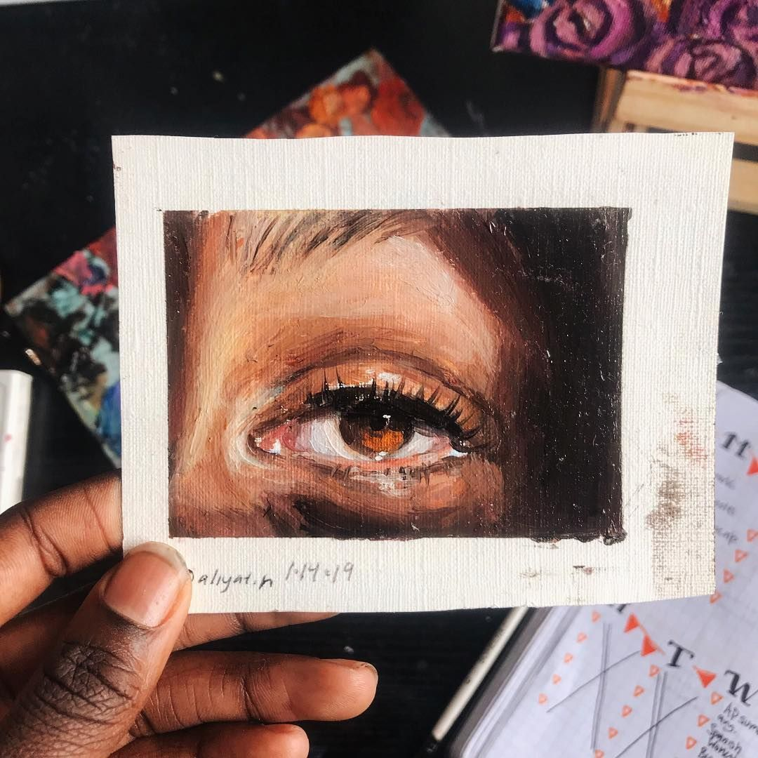 "Pin By Isobel On Isobel May Ledden In 2019: Marion🌊☕️ On Instagram: ""New Edition To My Eye Series"