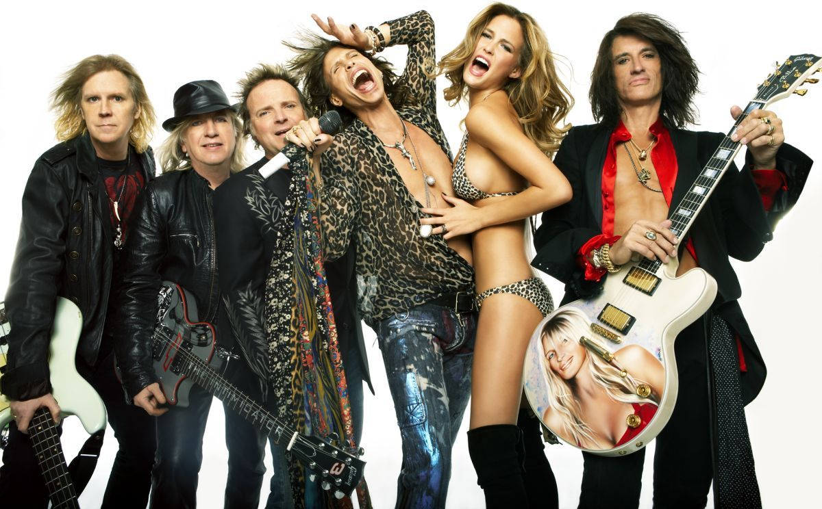 Aerosmith Steven Tyler Aerosmith Celebrity Style Photos