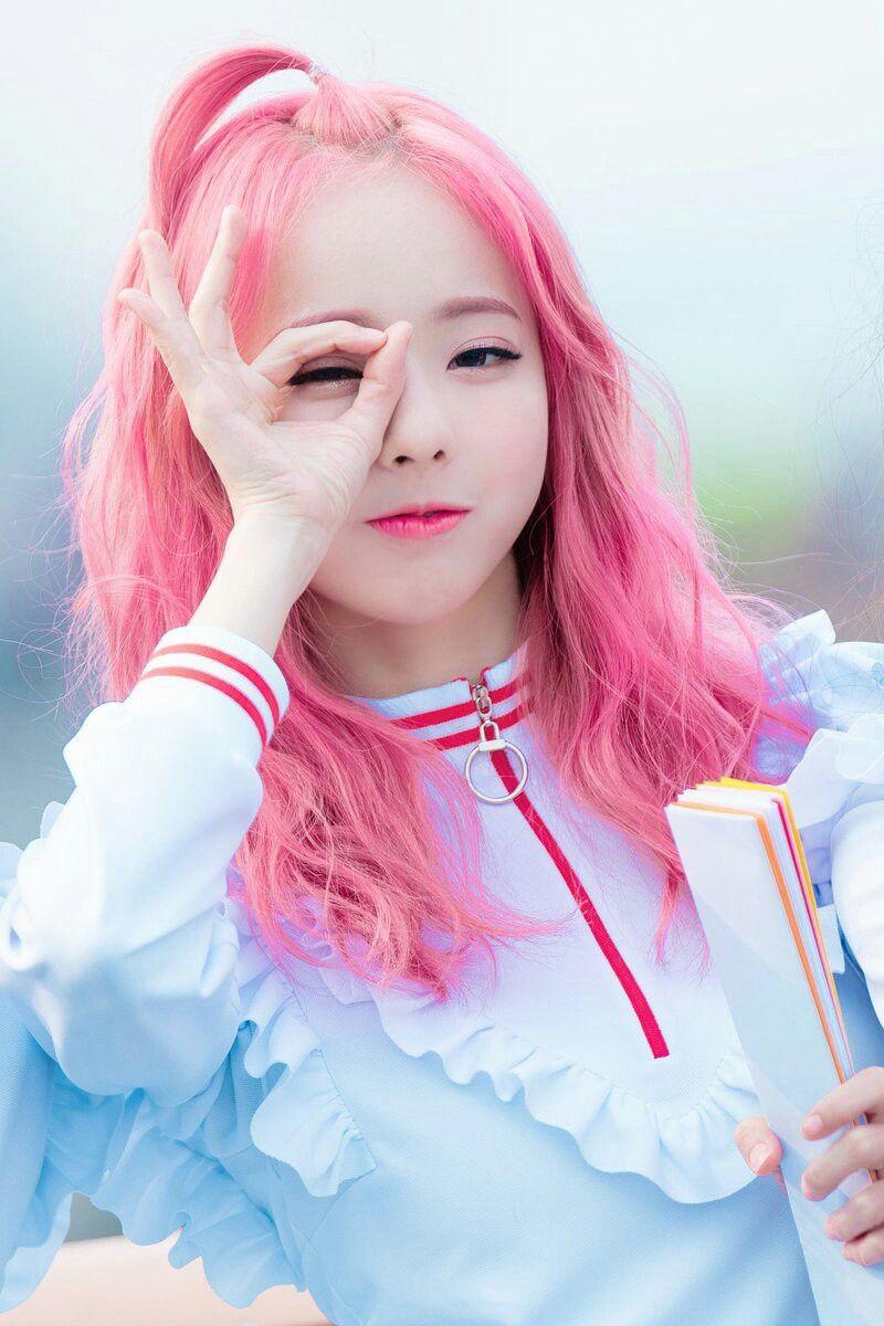 Fake maknae vivi shinas pinterest kpop kpop girls and idol