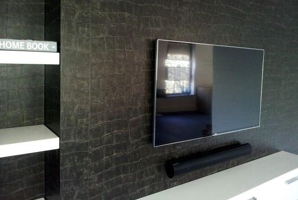 Design Behang Slaapkamer : Behang Élitis big croco boxmeer slaapkamer