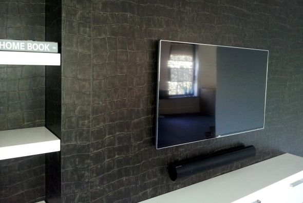 Behang litis Big Croco  Boxmeer  Interieur  Muros