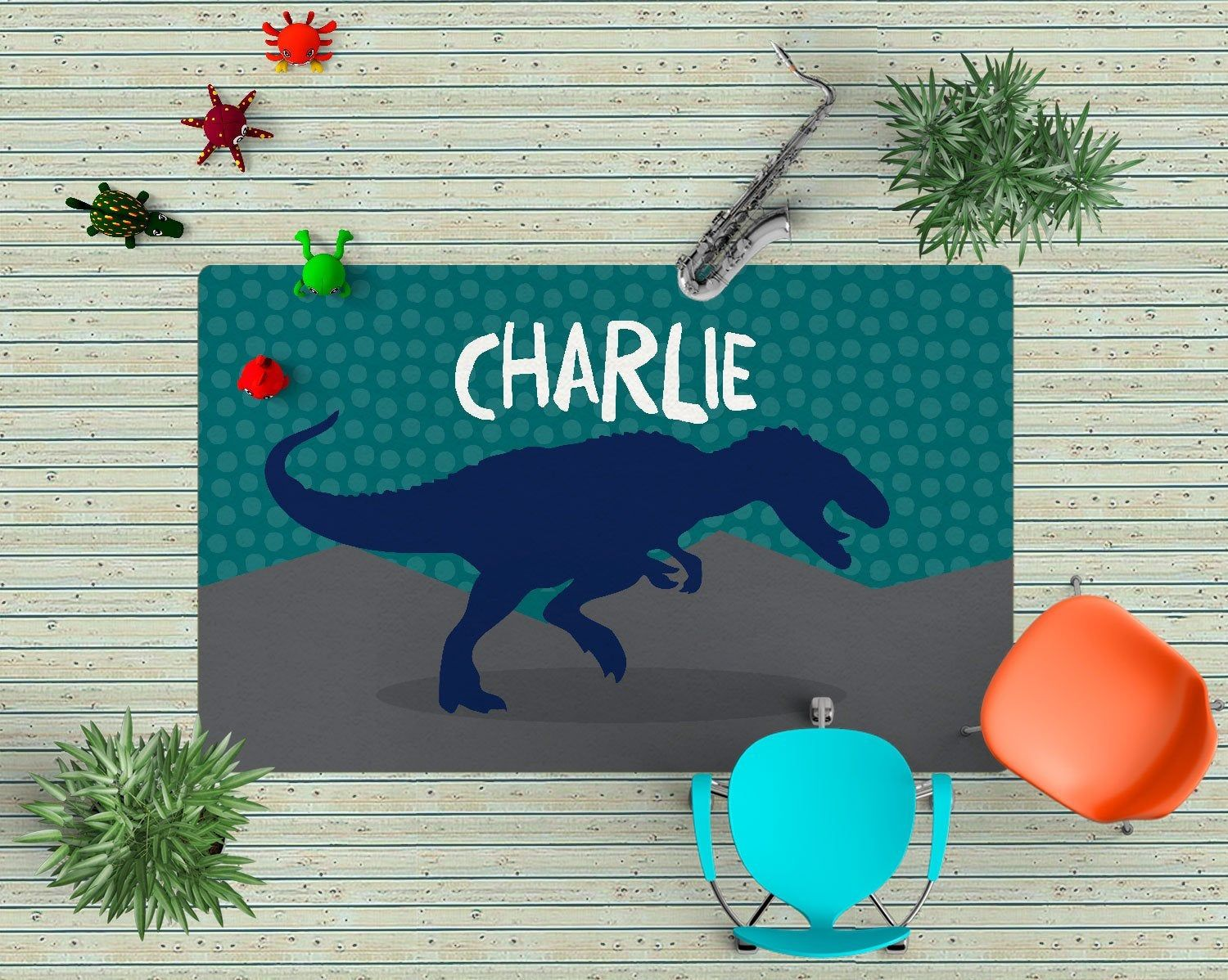 Dinosaurs Kids Rugs Rugs For Kids Room Boy Rug Personalized Etsy Boys Rug Kids Rugs Boy Decor