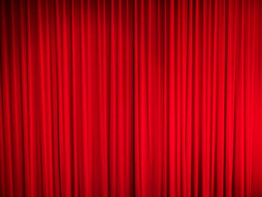 Kate Red Curtain Party Photography Backdrop With Images