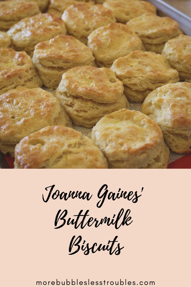Joanna Gaines' Buttermilk Biscuits