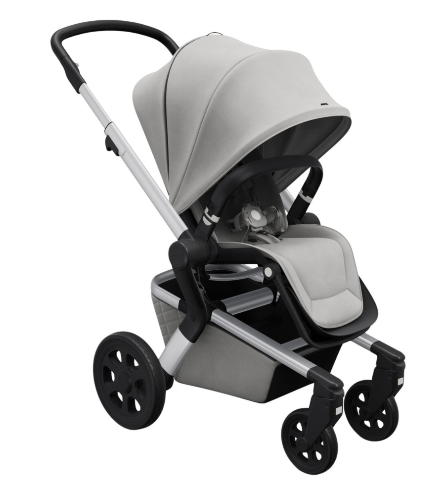 Joolz Hub Stroller, Stunning Silver Baby car seats