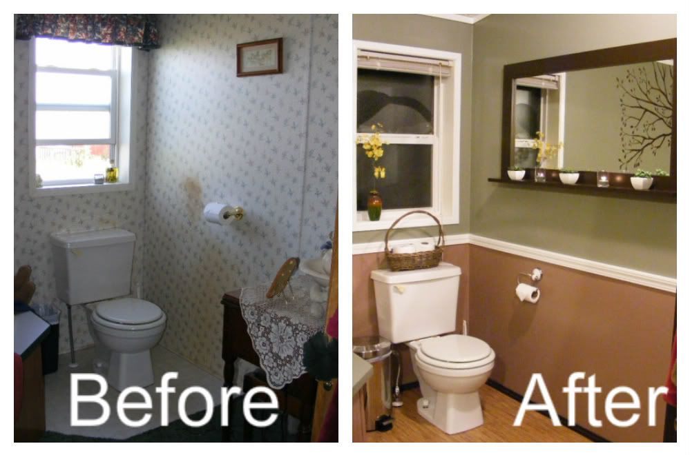 500 Budget Mobile Home Bathroom Remodel With Images Mobile