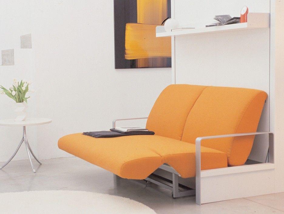The Ito Fold Away Wall Bed With Adjule Sofa Come Yellow Padded And Twin Murphy In White Plus Murpy For E Saving Together