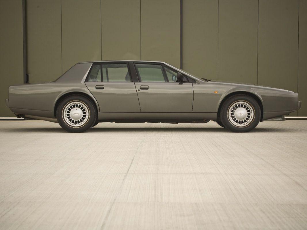 1991 Aston Martin Lagonda Series 4 Aston Martin Lagonda Aston Martin Aston Martin Cars