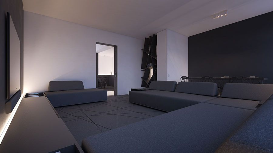 Arredamento minimalista ~ Arredamento minimal design arredamento minimalista